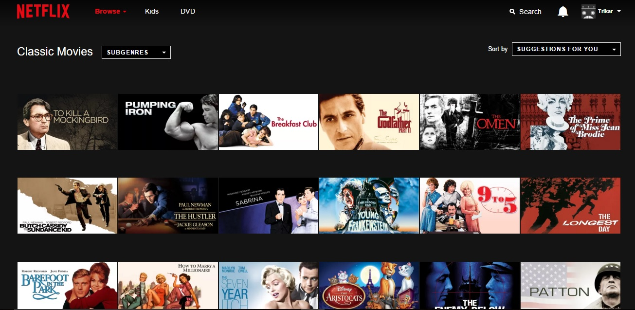 Netflix streaming hookup